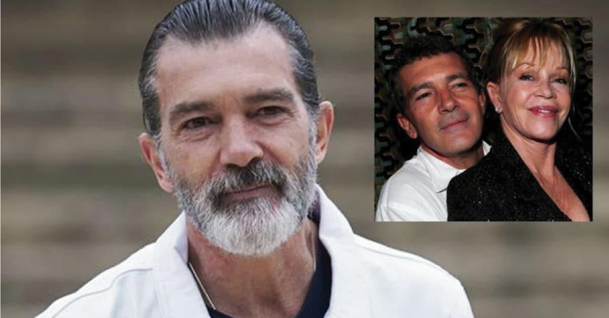 La amaré hasta mi último día: Antonio Banderas revela toda la verdad de su relación con Melanie Griffith