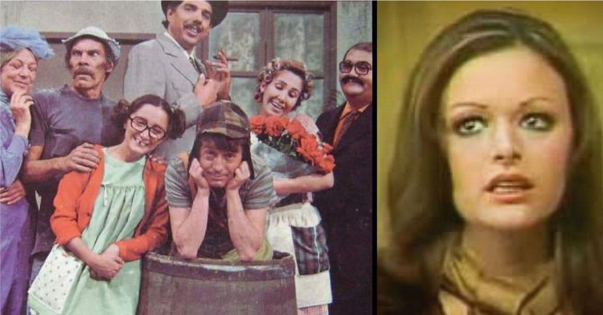 El mundo le dice adiós a una de las actrices de 'El Chavo del 8'