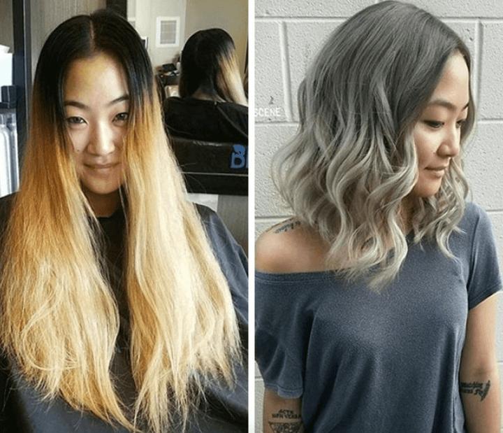 15 cambios de look que demuestran que un corte de pelo puede cambiar tu actitud