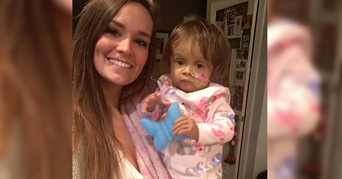 Niñera salva a bebita que conocía solo hace 3 semanas donando una parte de su cuerpo