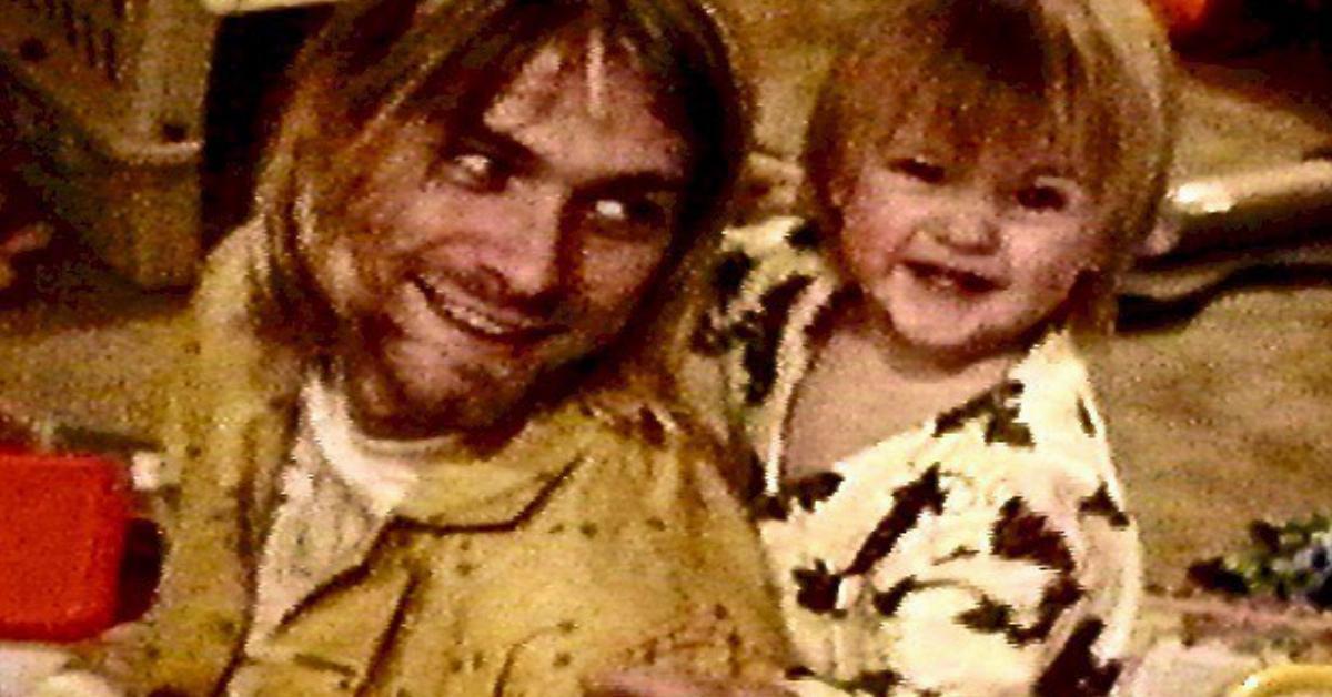 Infancia infernal con drogas: La hija de Kurt Cobain lo revela todo