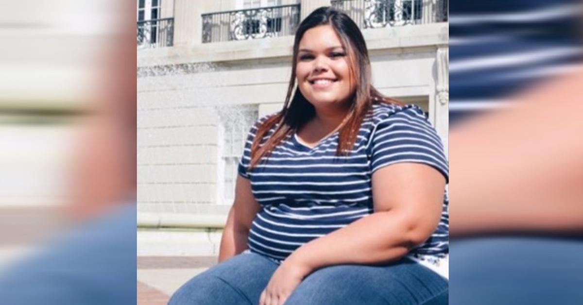 Chica de 21 años cuenta su secreto para adelgazar y se convierte en un ejemplo
