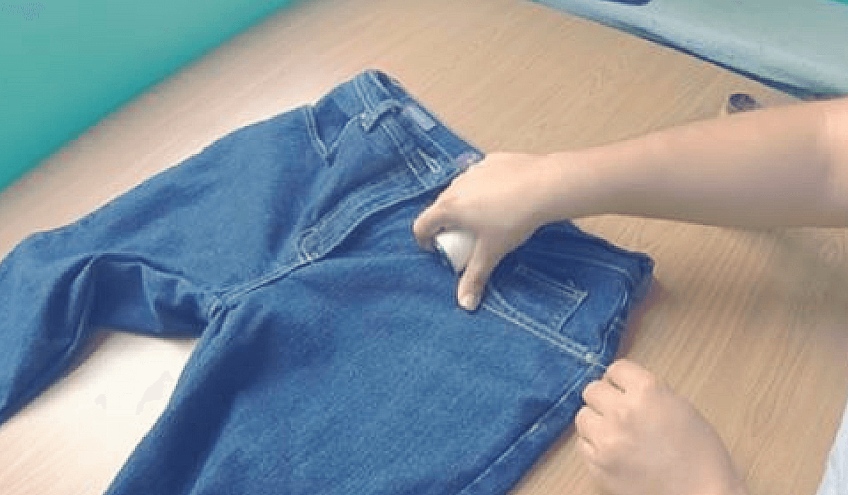 Aprende con este vídeo los pasos para ajustar aquellos pantalones que te quedan grande de tu talla.