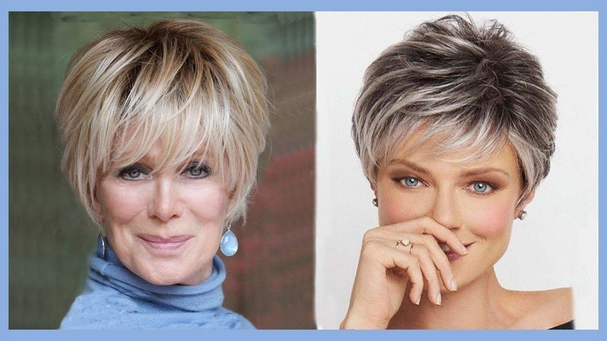 El último Grito De La Moda En Los Peinados Para Señoras