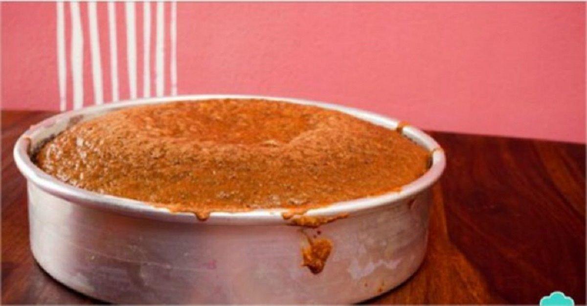 Maravillosa receta de torta fácil, económica y simple