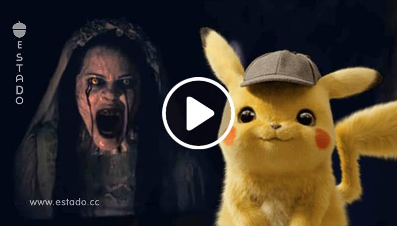 Cine proyectó por equivocación 'La Llorona' en lugar de 'Detective Pikachu' y los niños salieron aterrados
