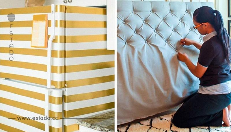 10 bellísimas ideas de bajo presupuesto que te ayudarán a que tu casa se vea increíble siempre ¡Míralas!.