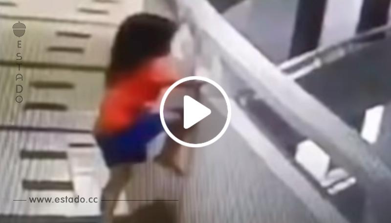 Niña de cinco años cayó desde el piso 11 de un hotel. Su padre creía que era sonámbula.