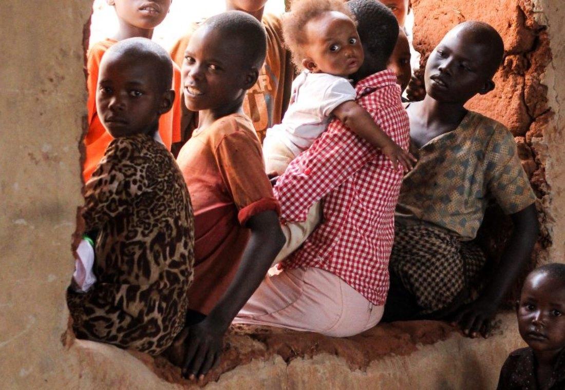 Mujer de 39 años tiene 44 hijos biológicos y todos son del mismo hombre