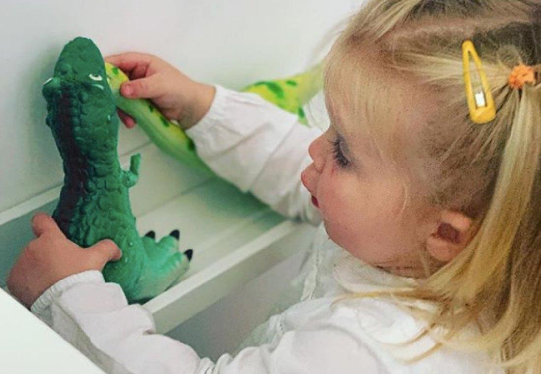 ¿Tu hijo ama los dinosaurios? Es prueba contundente que será más inteligente