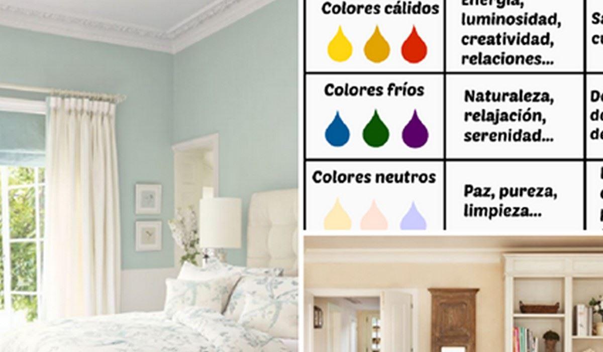 Sigue estos consejos del feng shui para elegir el color de tus paredes y la buena energía te perseguirá