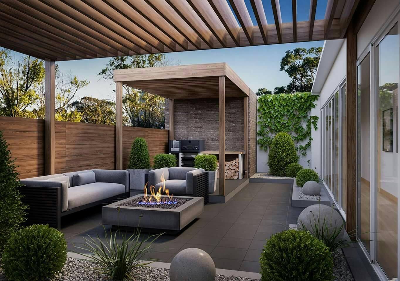9 Ideas Para Tener Una Terraza Moderna En La Azotea