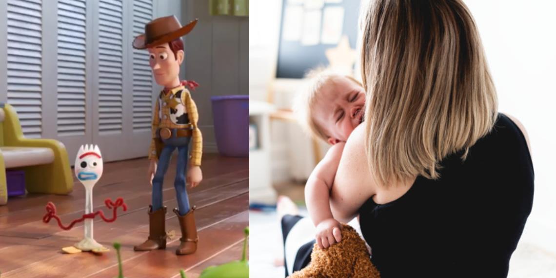 "Disney retira del mercado el juguete de ""Forky"" ya que podría causar asfixia"