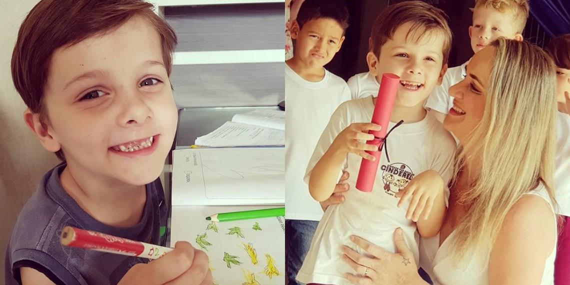 Rafael, el niño autista de 7 años que aprendió nueve idiomas