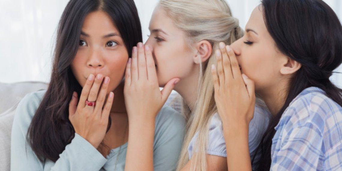 Las personas chismosas tienen mejor salud, afirma estudio