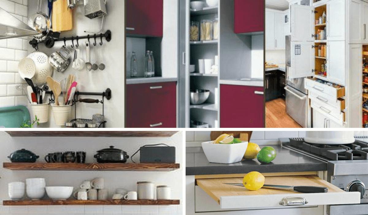 7 ideas inteligentes de almacenamiento perfectas para poner ...