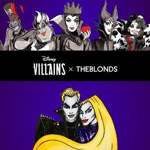 """Disney y The Blonds presentarán el desfile """"VILLANOS DE DISNEY"""" durante la próxima semana de la moda en Nueva York – Mamá Natural"""