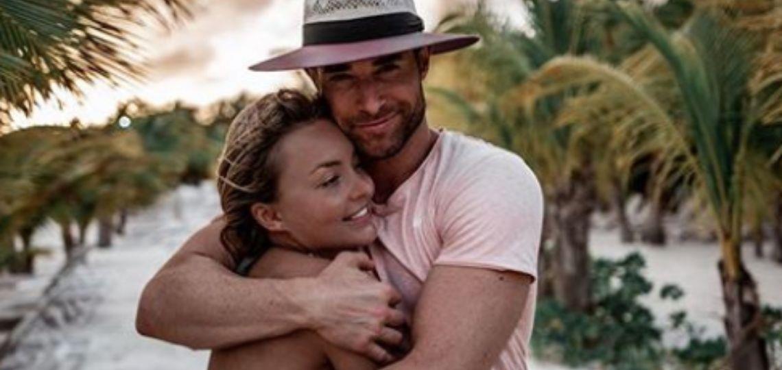 Con sugerente foto Angelique Boyer y Sebastián Rulli encienden rumores de embarazo