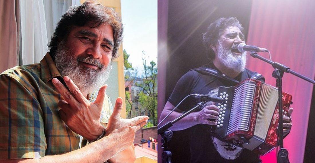 Fallece el cantante mexicano Celso Piña a los 66 años de edad