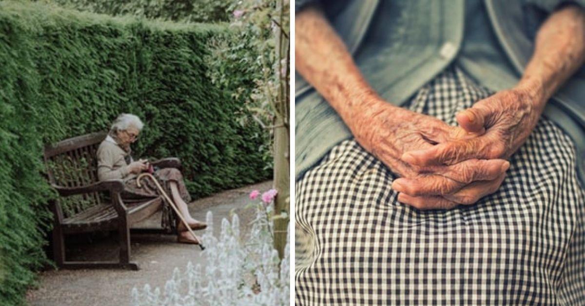 Anciana de 104 busca desesperadamente a su hija que le quitaron en 1955