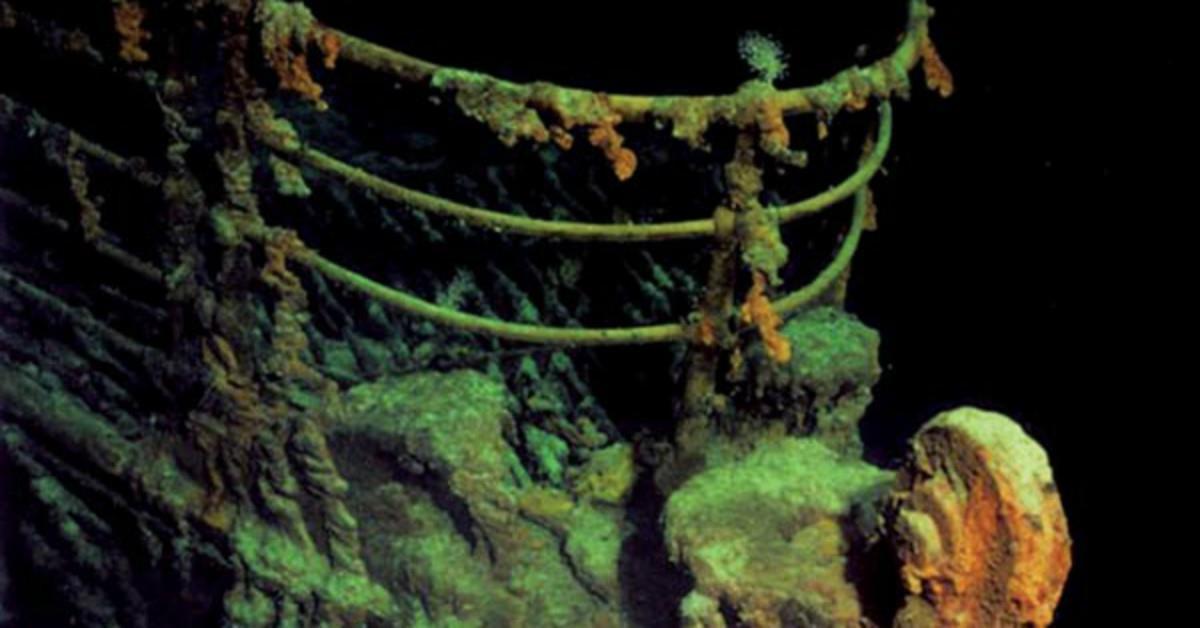 Revelan las primeras imágenes de los restos del Titanic en 14 años: deterioro del barco es evidente