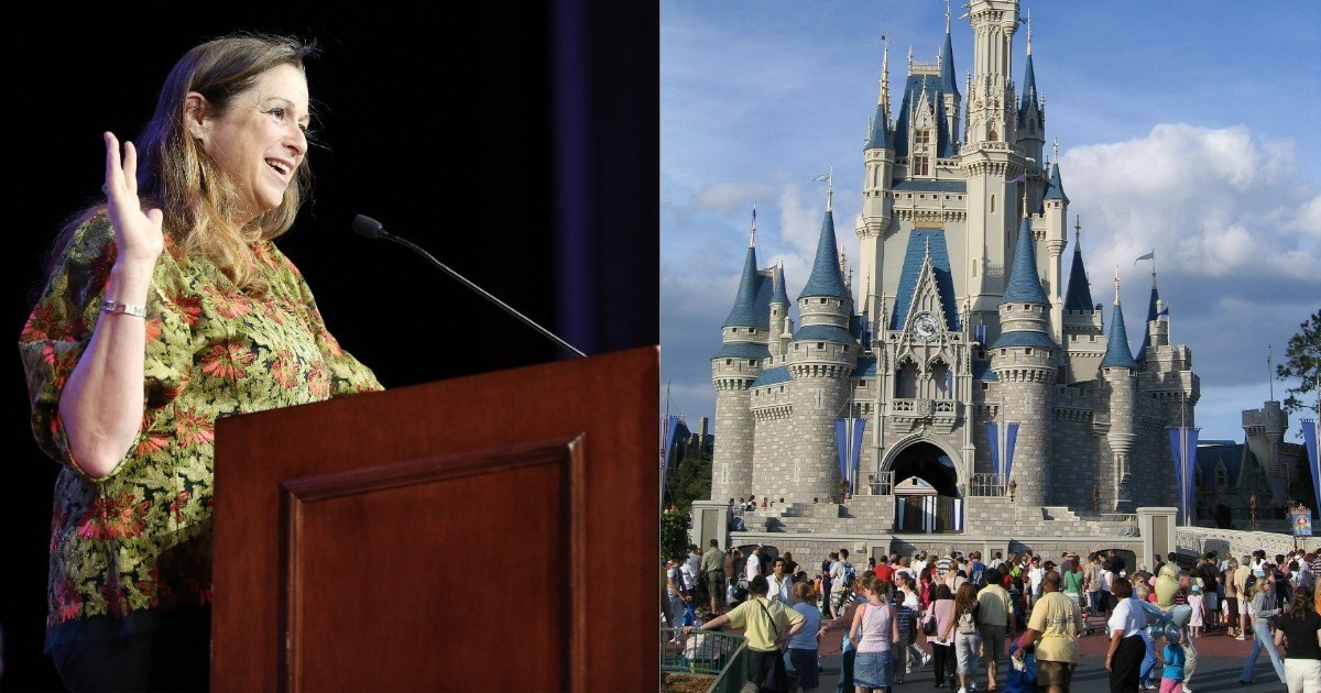 Deben buscar comida en la basura: heredera de Disney se declaró  furiosa  por la situación de sus trabajadores