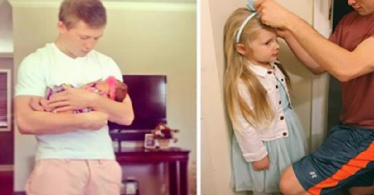 Madre adolescente muestra conmovedoras fotos de antes y después