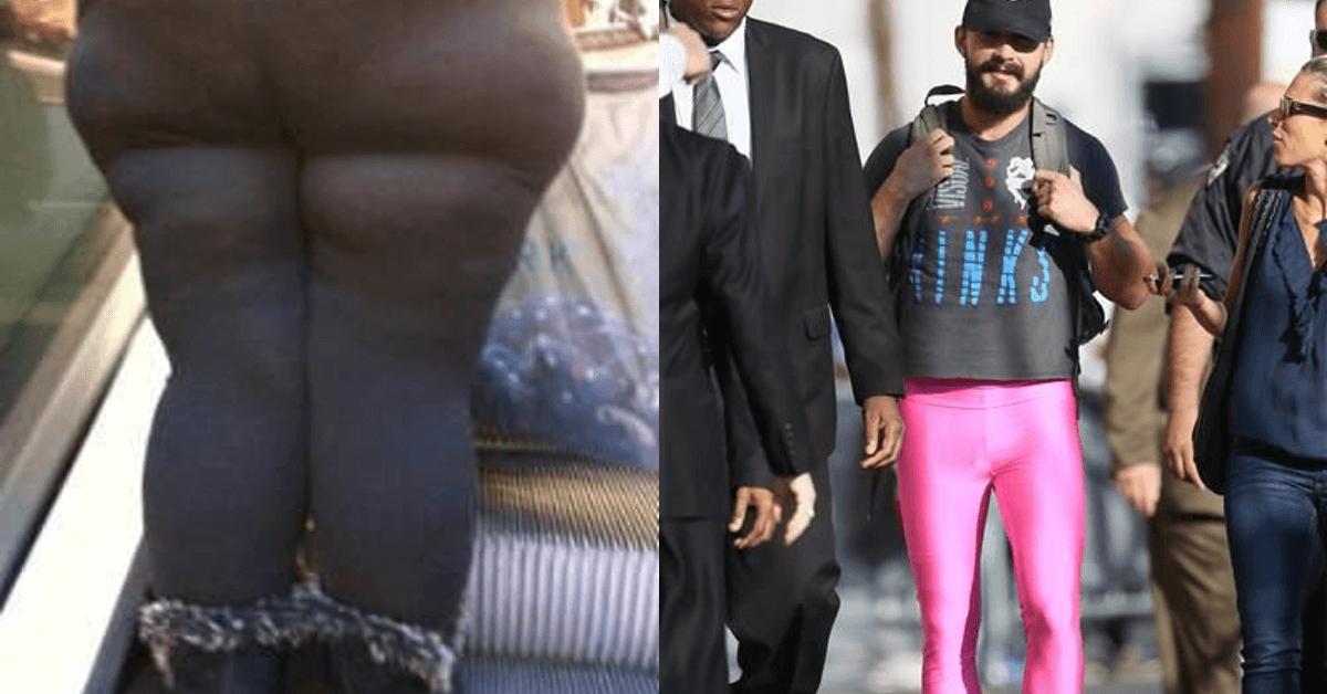 20 'leggings' que no dejan nada a la imaginación