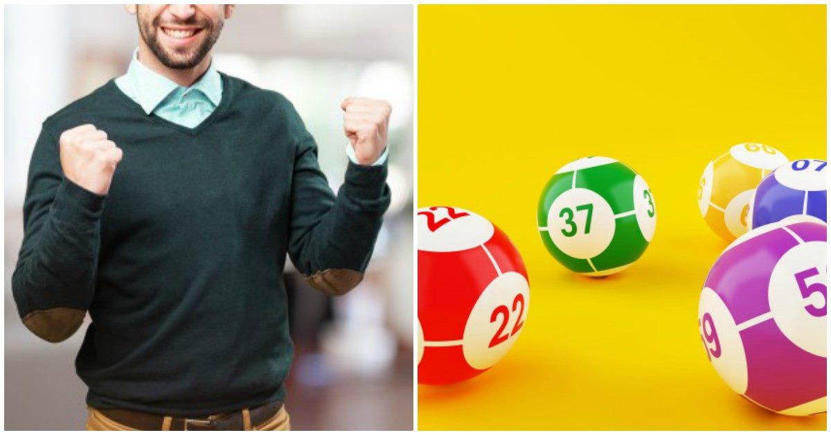 Grupo de amigos jugó los mismos números de la lotería por más de 10 años y todos ganaron el premio gordo