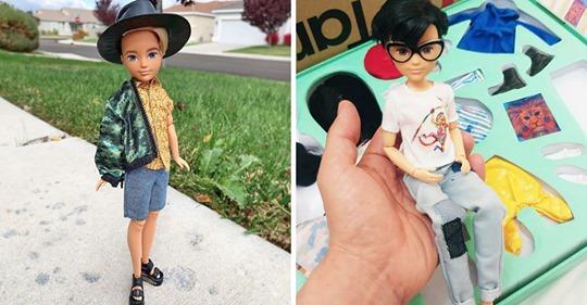 Mattel lanzó muñecos sin género para dejar de construir estereotipos y etiquetas