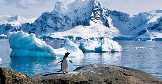 La recuperación de la capa de ozono aumenta el hielo marino antártico