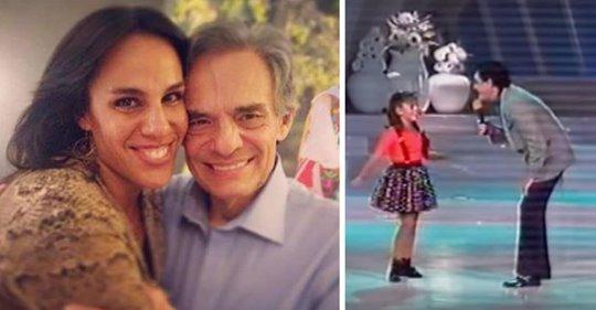 Reviven en internet el bello momento en que José José cantó con su hija Marysol