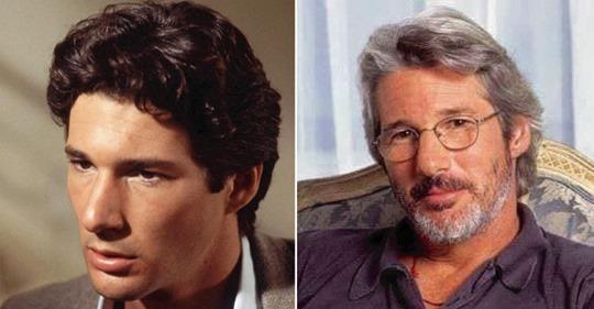 13 Hombres famosos que envejecieron de forma grandiosa
