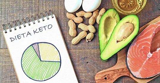 Dieta cetogénica (KETO) bajar de peso sin pasar hambre