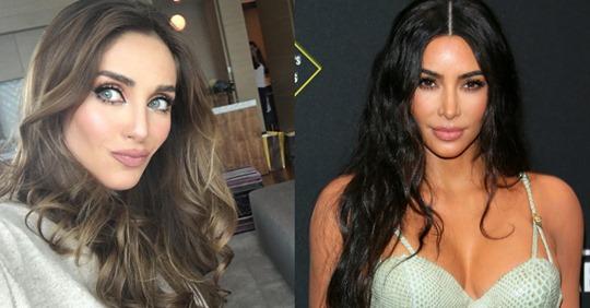 Anahí dio su opinión sobre las cirugías plásticas y criticó a Kim Kardashian
