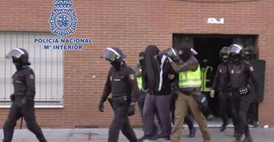 Detenido en Madrid el líder de una célula del Estado Islámico asentada en Marruecos