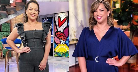Adamari López presume cómo va cambiando su figura con la pérdida de peso