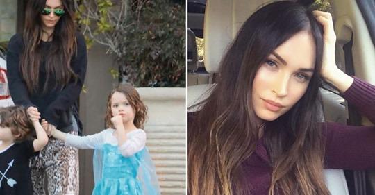 Megan Fox y su marido apoyan la decisión de su hijo de usar vestidos