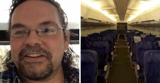 Un extraño le ofrece su asiento en primera clase a una madre que viajaba con su hija enferma durante un vuelo.