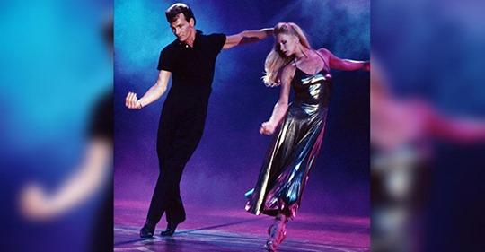 Hace 22 años, el baile de Patrick Swayze y su esposa conmovió al mundo
