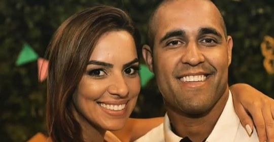 Una mujer embarazada murió de un derrame cerebral el día de su boda, mientras el novio la esperaba en el altar