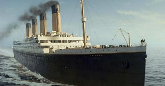 Una replica del Titanic zarpará en 2020. Va a hacer la misma ruta que el original.