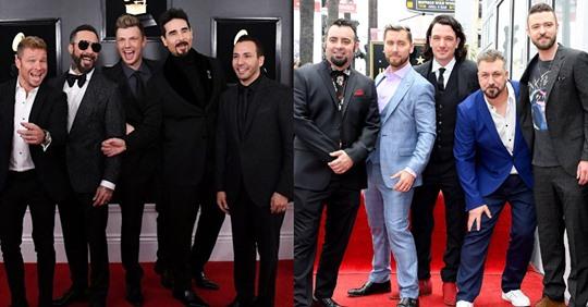 ¡Prepárate para gastar los ahorros! Backstreet Boys y N'Sync podrían hacer una gira juntos