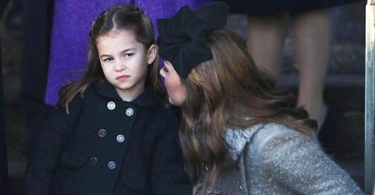 Experta en desarrollo infantil dice que Kate Middleton usa palabras en código y un lenguaje corporal específico para disciplinar a sus hijos en público