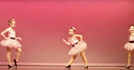 Una niña impresiona al mundo bailando  Respect  de Aretha Franklin
