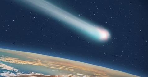 Se aproxima cometa que brillará tanto como la luna