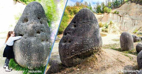 Los trovants: las piedras que crecen y se reproducen en Rumanía