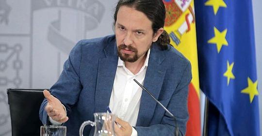 Pablo Iglesias se ampara en Pedro Sánchez para cuestionar la Monarquía y apunta también a Felipe VI