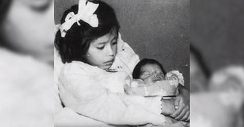 En 1939, esta niña peruana de 5 años se convirtió en la madre más joven de la historia