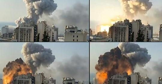 ¿Qué es el nitrato de amonio? La causa de la explosión en Beirut
